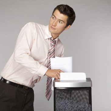 Your Office Document Shredder is Worthless